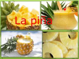 La piña - muchcitrus
