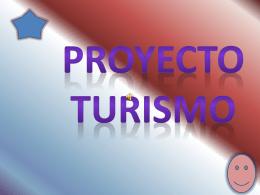 Proyecto turismo