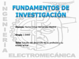 ¿Qué es la electromecánica? - fundamentos-investigacion-elec