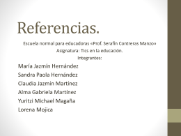 Referencias (951713)