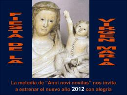 Santa María, Madre de Dios. Ciclo B. Evangelio