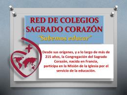 RED DE COLEGIOS SAGRADO CORAZÓN