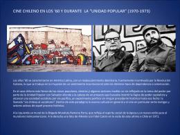 Los años `60 se caracterizaron en América Latina,