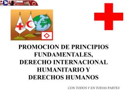 Presentación de PowerPoint - Cruz Roja