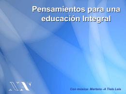 Diapositiva 1 - Inicio - Nueva Acrópolis España