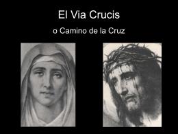 El Via Crucis - Santísima Virgen