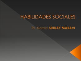 HABILIDADES SOCIALES - Carpeta Pedagógica | Just