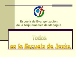 Todos en la Escuela de Jesús