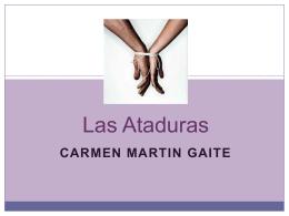 Las Ataduras - gallegoscentral / Página Principal
