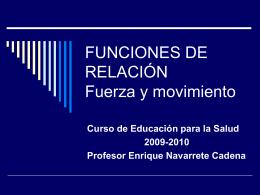 Diapositiva 1 - Educación para la Salud