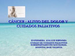 El cáncer es el crecimiento anormal e incontrolado