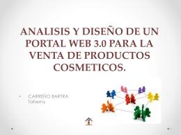 IMPLEMENTACIÓN DE LA WEB 3.0 AL PROBLEMA DE REDES