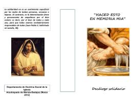 Diapositiva 1 - Diócesis Coria