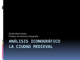 Análisis Iconográfico La Ciudad Medieval