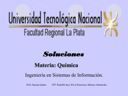 Presentación de PowerPoint - UTN