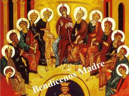 Bendícenos Madre - Autores Catolicos