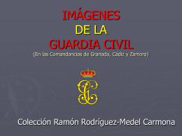IMÁGENES DE LA GUARDIA CIVIL