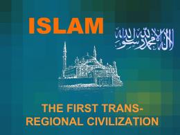 ISLAM - Denton ISD