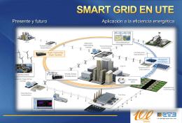 Smartgrid en UTE