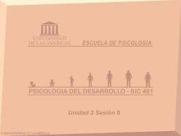 Unidad 1 Sesión 1 - Trabajo Social UDLA