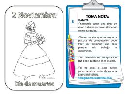 Diapositiva 1 - Colegio América Latina
