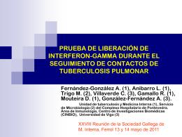PRUEBA DE LIBERACIÓN DE INTERFERON