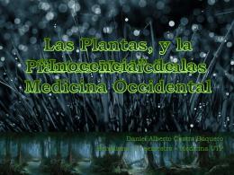 Plantas Medicinales - Universidad Tecnológica de