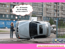 Diapositiva 1 - Chistes, Bromas y Tonterías, Humor