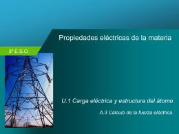 Propiedades eléctricas
