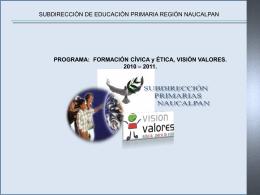 Diapositiva 1 - FORMACIÓN CÍVICA Y VALORES | Just
