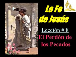 La Fe de Jesús - Ministerio de Reconciliación y