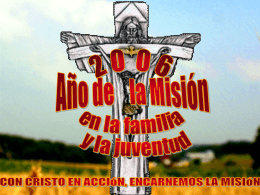 Diapositiva 1 - Arquidiócesis de Tijuana