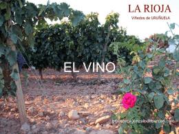EL VINO Y LA RIOJA (imágenes de La Rioja