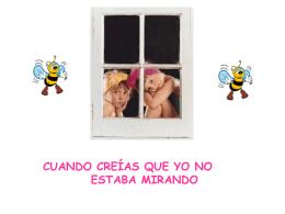 LOS NIÑOS SIEMPRE ESTÁN AHÍ
