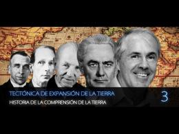 TECTÓNICA DE EXPANSIÓN DE LA TIERRA