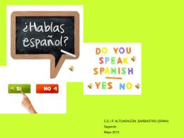 Diapositiva 1 - El periódico del Alto Aragón –