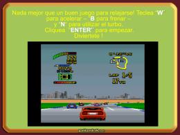 simulacion de juego