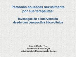 Investigación Como Práctica Clínica: Desarrollando