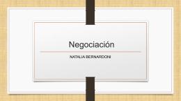 ¿Cómo agregar valor en la negociación?