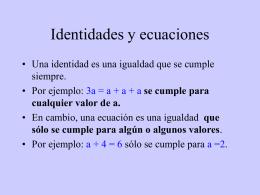 Resolució d'equacions de primer grau