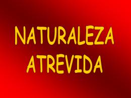 AG2- Naturaleza atrevida