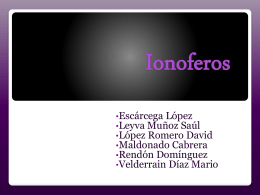 Ionóferos - Anatomia Z02