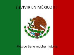 VIVIR EN MÉXICO!!!