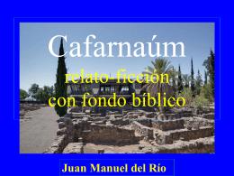 Cafarnaúm - Autores Catolicos