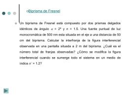 TEMA 1. Movimiento ondulatorio I. Ecuación