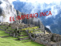 EL IMPERIO INCA - IES LAS SALINAS (Centro