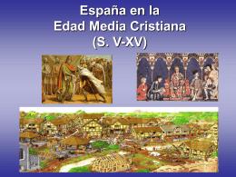 España en la Edad Media Cristiana