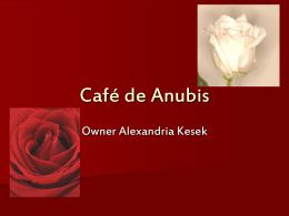 Café de romántica