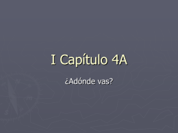 I Capítulo 4A