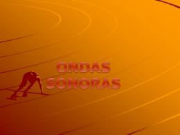 Ondas Sonoras - Curso de Física I | Profesor